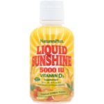 Nature's Plus Liquid Sunshine Vitamin D3 Tropical