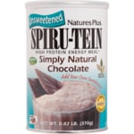 Nature's Plus Unsweetened Spiru-Tein Protein Energy Meal - Chocolate