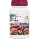 Nature's Plus Black Cherry Extended Release