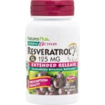 Nature's Plus Resveratrol liberación prolongada