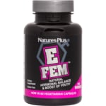 Nature's Plus E Fem Natural Hormonal Balance