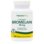 Nature's Plus Chewable Bromelain