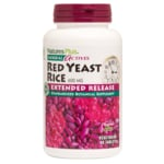 Nature's Plus Herbal Actives Red Yeast Rice