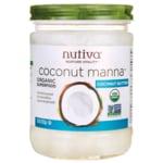 NutivaOrganic Coconut Manna (Pureed Coconut)
