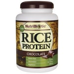 NutriBiotic Raw Rice Protein Chocolate