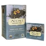 Numi Organic Tea Black Tea - Aged Earl Grey