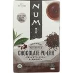 Numi Organic Tea Pu-erh Tea - Chocolate Pu-erh
