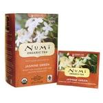 Numi Organic Tea Green Tea - Jasmine Green