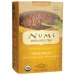 Numi Organic TeaHoneybrush Tea
