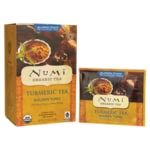 Numi Organic Tea Golden Tonic Turmeric Tea