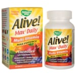 Nature's Way Alive! Whole Food Energizer with Iron