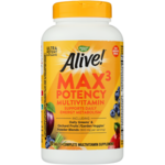 Nature's Way Alive! Max3 Daily Multi-Vitamin