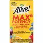 Nature's Way Alive! Max 6 Daily Multi-Vitamin