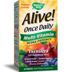 Nature's Way Alive! Once Daily Multi-Vitamin Ultra Potency