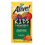 Nature's Way Alive! Children's Multi-Vitamin Orange & Berry