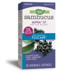 Nature's Way Sambucus FluCare Multi-Symptom Flu Relief