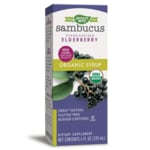 Nature's WayOrganic Sambucus Elderberry