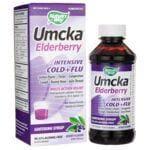 Nature's Way Umcka Elderberry Intensive Cold+Flu - Berry