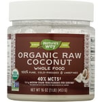 Nature's Way Organic Raw Coconut Whole Food
