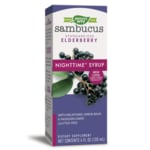 Nature's Way Sambucus NightTime Standardized Elderberry