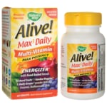 Nature's Way Alive! Whole Food Energizer without Iron