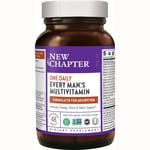 New Chapter Multivitamínico de una dosis diaria de Every Man's