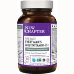 New Chapter Multivitamínico 40+ de una dosis diaria de Every Man's