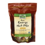 NOW Foods Raw Energy Nut Mix - Unsalted