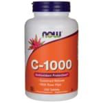 NOW Foods C-1000 de liberación prolongada con escaramujo