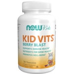 NOW Foods Kid Vits - Berry Blast