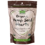 NOW Foods Organic Hemp Seed Hearts