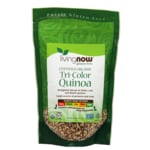 NOW Foods Living Now Certified Organic Tri-Color Quinoa