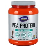 NOW Foods Pea Protein - Dutch Chocolate