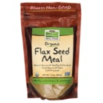 NOW FoodsOrganic Flax Seed Meal