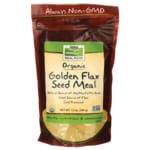 NOW Foods Organic Golden Flax Meal