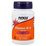 NOW FoodsVitamin D-3 400 IU