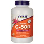 NOW Foods Chewable C-500