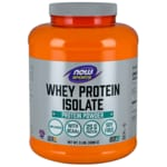 NOW Foods Whey Protein Isolate Unflavored