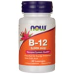 NOW Foods Vitamin B-12 + Folic Acid