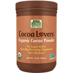 NOW Foods Certified Organic Cocoa Powder