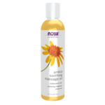 NOW Foods Arnica Warming Relief Massage Oil