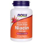 NOW Foods Flush-Free Niacin