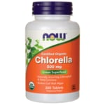 NOW Foods Chlorella Certified Organic
