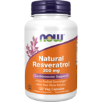 NOW Foods Resveratrol natural