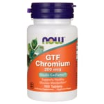 NOW Foods GTF Chromium