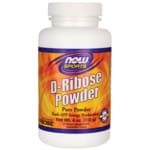 NOW Foods D-Ribose Powder
