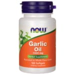 NOW Foods Garlic Oil Triple Strength