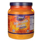 NOW Foods Soy Protein Isolate Unflavored