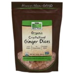 NOW FoodsCrystallized Ginger Dices