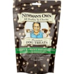 Newman's Own Organics Medium Dog Treats Turkey & Sweet Potato